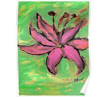 Imprefect Bloom Poster