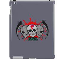 Saturday Night Slam Masters: BWA iPad Case/Skin