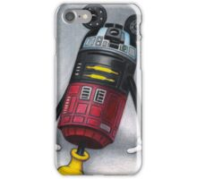 M2M2 (R2D2) iPhone Case/Skin