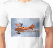 Breitling Wingwalking Team's Stearman Unisex T-Shirt