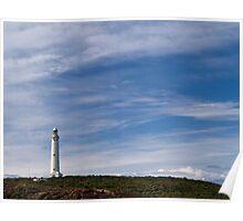 Cape Leeuwin lighthouse, Western Australian Poster