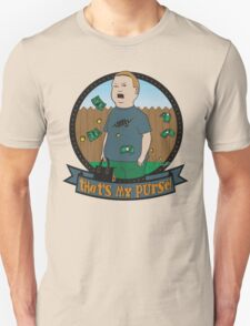 King of the Hill Inspired - Bobby Hill Self-Defense - That's My Purse - Bobby Hill Parody Unisex T-Shirt