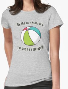 BTW Stansson Womens Fitted T-Shirt