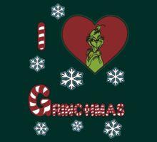Merry Merry Grinchmas by MalvadoPhD