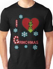 Merry Merry Grinchmas Unisex T-Shirt