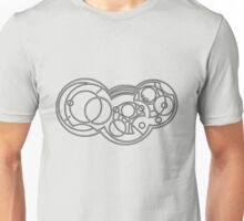The Weeping Angels- Circular Gallifreyan Unisex T-Shirt