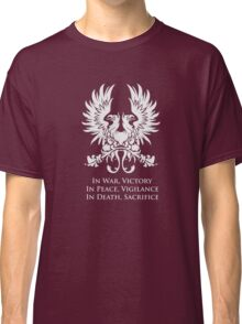 In War, Victory (White) Classic T-Shirt