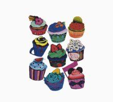 Cupcakes by Tiffany Garvey