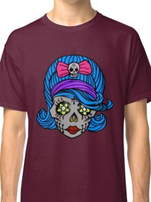 She Sugar Skull Classic T-Shirt
