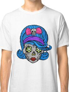 She Sugar Skull Classic T-Shirt