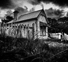 The Old House  by David J Baster