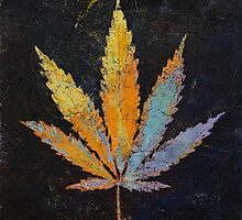 Cannabis by Michael Creese