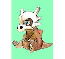 cubone  Photographic Print