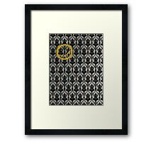 Sherlock 221B Baker Street Wall Framed Print