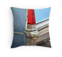1969 Cadillac Throw Pillow