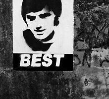 George Best 1 by Wrayzo
