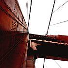 Golden Gate by skcele