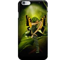 Emerald Faerie iPhone Case/Skin