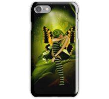 Emerald Faerie iPhone Case/Skin