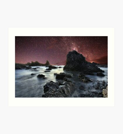 Wonders of the Night Art Print