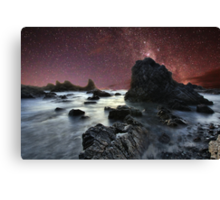 Wonders of the Night Canvas Print