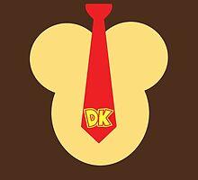 DK tie by littlekitsune