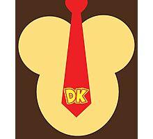 DK tie Photographic Print