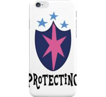 Protecting iPhone Case/Skin