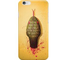 VIPERISH TONGUES iPhone Case/Skin