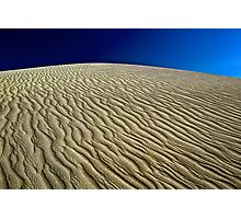 Wave Sand Photographic Print