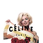 Celine x Marilyn by POSH OUTSIDERS