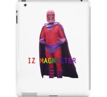 MAGNEETER iPad Case/Skin