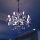 Hotel Lamp Bath by Sue Ballyn