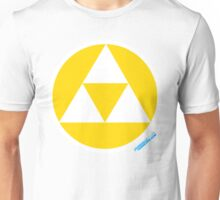 Triforce Power Wisdom Courage Gamer Unisex T-Shirt