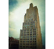 """Kansas City Gotham"" Photographic Print"