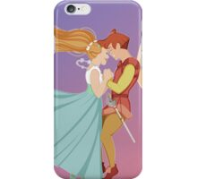 Let me be your wings iPhone Case/Skin