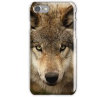 Undivided attention iPhone Case/Skin