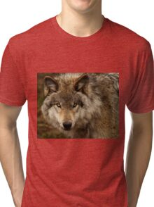 Undivided attention Tri-blend T-Shirt