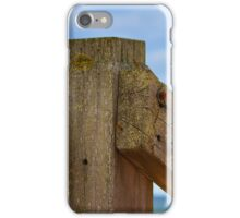 LOSSIEMOUTH EAST BEACH - STILL STANDING  iPhone Case/Skin