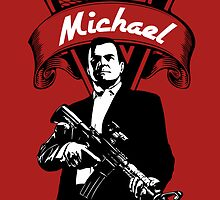 GTA 5 - Michael  by Mixposters