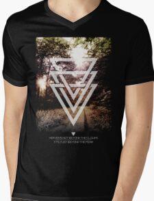 Mystic Forrest  Mens V-Neck T-Shirt