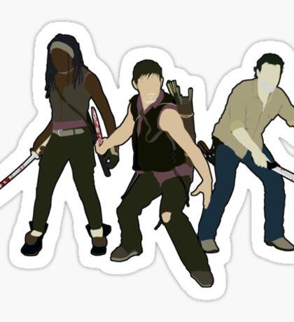 Team Atlanta Sticker