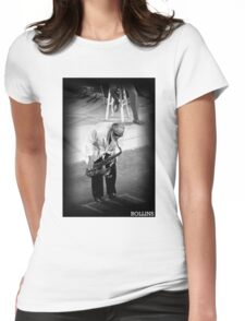 Sonny Rollins Womens Fitted T-Shirt