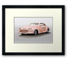 1946 Oldsmobile Custom Sedanette II Framed Print