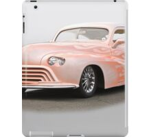 1946 Oldsmobile Custom Sedanette II iPad Case/Skin
