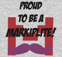 Proud to be a Markiplite! Kids Clothes