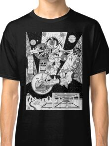 Fleeting Cold-Blooded Odyssey Classic T-Shirt