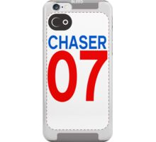 Chaser07 iPhone Case/Skin
