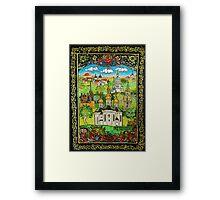 Chernihiv, Ukraine Framed Print