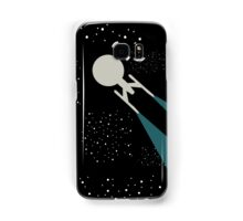 to boldly go Samsung Galaxy Case/Skin